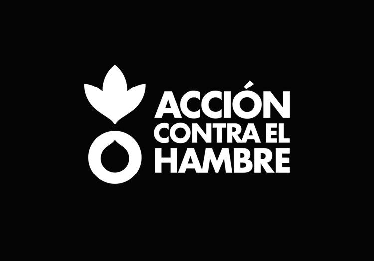 accion contra el hambre logo